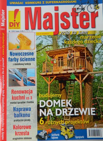 Gazetka Majster maj 2012