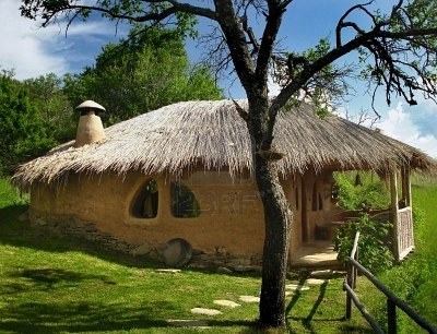 domy naturalne