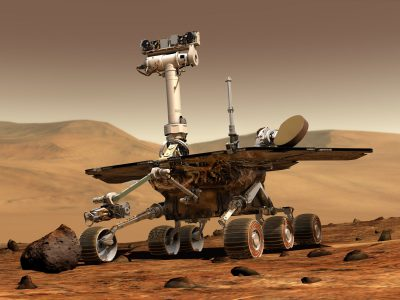 Woda na Marsie - Kosmos / Nauka / Odkrycia 9 - Twój Głos - e-TG.pl