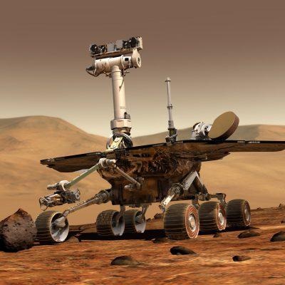 Woda na Marsie - Kosmos / Nauka / Odkrycia 21 - Twój Głos - e-TG.pl