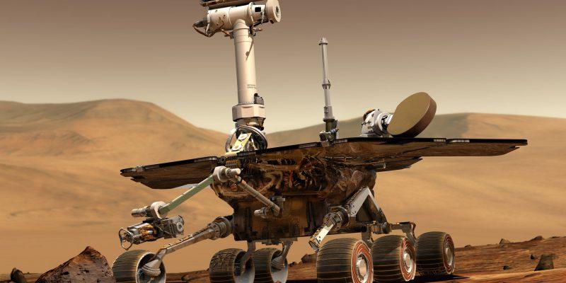 Woda na Marsie - Kosmos / Nauka / Odkrycia 1 - Twój Głos - e-TG.pl