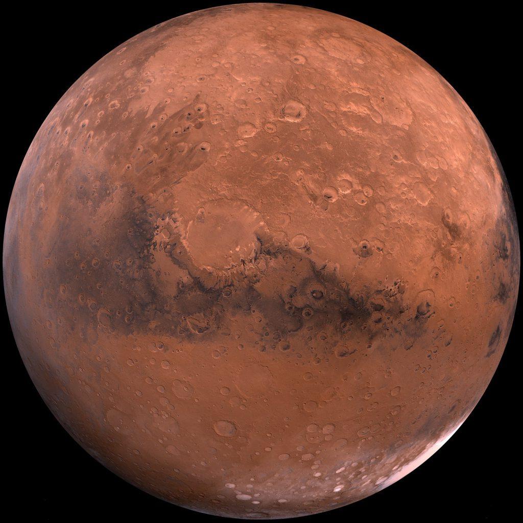 Woda na Marsie - Kosmos / Nauka / Odkrycia 3 - Tw贸j G艂os 馃搶 e-TG.pl