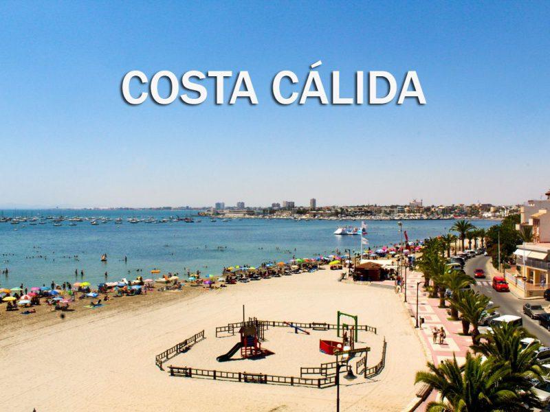 Costa Calida: ciepłe Wybrzeże na urlop w Hiszpanii i wakacje last minute 1 - Twój Głos ? e-TG.pl