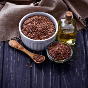 Olej lniany pokarm dla mózgu i siemie lniane dla zdrowego odżywiania i medycyny naturalnej 11 - Twój Głos ? e-TG.pl