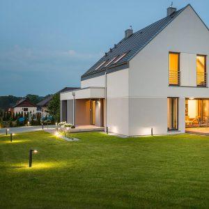 oświetlenie domu pasywnego