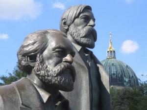 Karol Marks - materializm historyczny