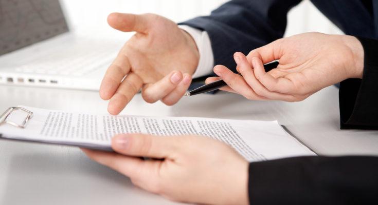 Porada prawna zapisana i omawiana - wspolnie z radcą prawnym